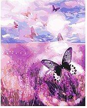 MKGLU Schmetterling Neuankömmling Bild Malerei