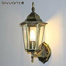 Mkj Wandleuchte Wandlampe Wandleuchte LED Retro