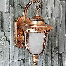Mkjbd Wandlaterne Gartenlampe Wandleuchte