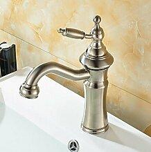 Mkkwp Edelstahl Waschbecken Wasserhahn Mixer