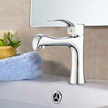 Mkkwp Einzelne Bohrung Waschbecken Wasserhahn