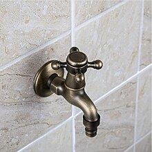 Mkkwp Waschmaschinen Bathroom Single Kalt Wand