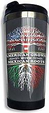 MKLQ American Grown Mexican Roots Kaffeetasse