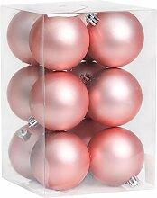 Mkurbgpjtrxz Weihnachten Shatterproof Ball