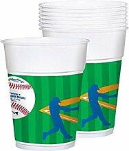 MLB Collection Partybecher aus Kunststoff