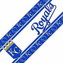 MLB Kansas City Royals Bordüre selbstklebend Baseball Team Logo Bordüre