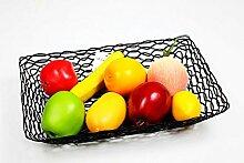 MLGG Obst, Brot Korb - Frucht Schale,Große