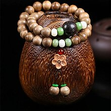MLJSX Armband Natürliche Authentische Weihrauch
