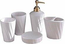 MLMHLMR Badaccessoires Set Keramik