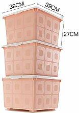 MLMHLMR Stapelbox/Stallbehälter (mit klarem