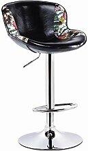 MLX Barhocker, Tisch Stuhl Retro Bar Hochstuhl