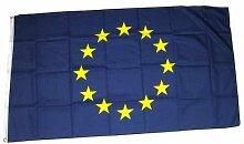 MM Europa 12 Sterne neu Fahne/Flagge, wetterfest,