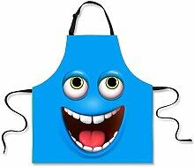 MMCP Küchenschürze, 3D-Smiley-Schürze