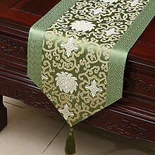 MMD Creative Classical Table Runner Cloth Moderne