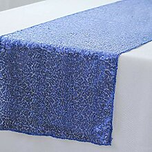 MMD Sequin Table Runner Kreative Einfachheit