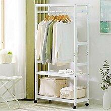 MMMP Holzkleiderständer, Bambus Kleiderständer 3