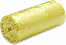 MMMWQ Flat Top Style Müllsack Roll Mülleimer