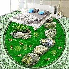 Mmneb 3D-Wandbild mit Stein, Hawthornboden,