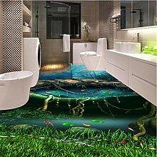 Mmneb Fantastischer Waldweg Bad Küche 3D