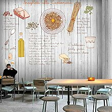 Mmneb Persönlichkeit 3D Holz Texturierte Wandbild
