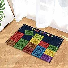 MMPTN Spiel Element Decor Farben Holzkiste für