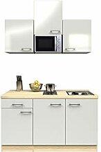 MMR Singleküche DERRY - Küche mit E-Geräten -