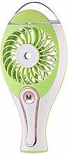 Mmrm (TM)usb - gebühr luftbefeuchter kühlung mini - fan luft misty ventilator mit wassertank Grün