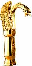 MMYNL Alle Bronze Antique Golden Swan Retro
