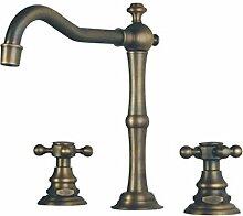 MMYNL Bronze alle Kupfer Triple-Style Antike
