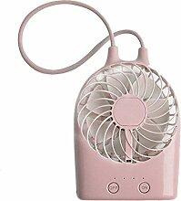 Mnbvcxzey Mini-Ventilator für den Schreibtisch,