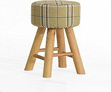 MNII Kreative Mode Holz Schemel Bank Kleiner
