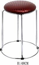 MNII Moderne Küche Hocker mit Metall Beine High