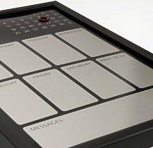 MOB Smart Design Memotafel / Magnettafel, 45x30cm