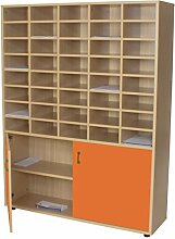 Mobeduc Kleiderschrank und Regal Aufbewahrungsbox
