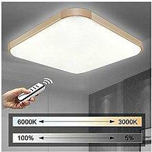 Mobile APP-Fernbedienung LED Deckenlampe Wandlampe