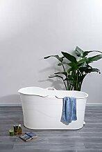 Mobile Badewanne für Erwachsene XL, Ideal für