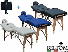 Mobile Massagetisch Massageliege Massagebank 4