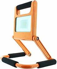 Mobiler Akku-LED-Strahler 20W