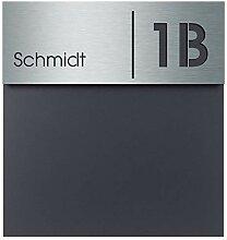 MOCAVI Box 570 Design-Briefkasten inkl. Edelstahl