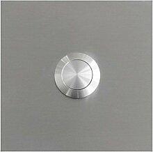 MOCAVI RING 110 Edelstahl-Design-Klingel V2A