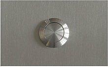 MOCAVI RING 130 Edelstahl-Design-Klingel V2A