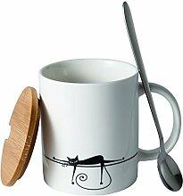 mocer Creative Keramik minimalistisch Paar
