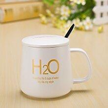 MOCER Original Keramik Tasse Kaffee Tasse kreative