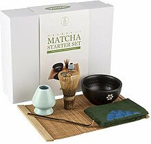 Mocha ChaDao Matcha Traditionelles Tee-Set |