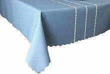 MOCHENG-Textil-Tischdecke, rechteckig,