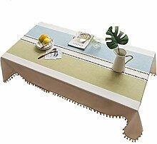 MOCHENG Tischdecke für Dinnerpartys,