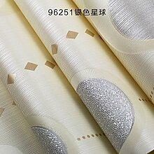Mode, einfache Vliestapeten, Schwarz und Weiß