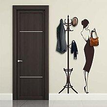 Mode Insider Wandkunst Aufkleber Dekoration Mode