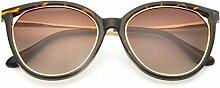 Mode-Klassiker-Tendenz-Sonnenbrille-voller Rahmen