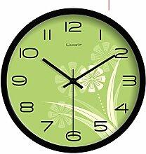Mode Kreativ Wandtafeln/Silent Clock/Wohnzimmer-schlafzimmer-wanduhr-C 14Zoll